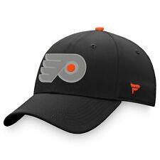 Philadelphia Flyers Fanatics Branded Details Flex Hat - Black