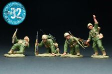 Figarti 1/30th scale A4029 WWII US Marines Beach Landing set A