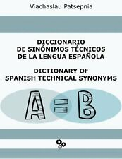Diccionario de sinónimos técnicos de la lengua española