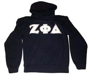 Zeta Phi Delta Hoodie Small.    B15
