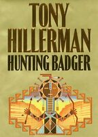 Hunting Badger (A Leaphorn and Chee Novel) by Tony Hillerman