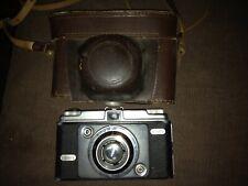 vintage DACORA DIGNETTE FILM CAMERA ,lens,case