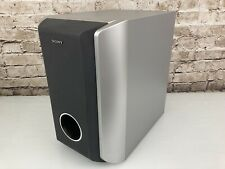 Sony SS-WS52B Home Theater Subwoofer Speaker Tested and in Great Shape