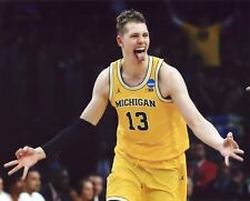 MORITZ WAGNER MICHIGAN WOLVERINES BASKETBALL  8X10 SPORTS PHOTO (LL)