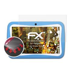 2x Anti Shock Screen Protector voor Padgene 7 Zoll Kinder Tablet mat&flexibel