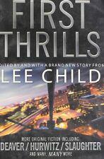 First Thrills,Lee Child- 9781848876941
