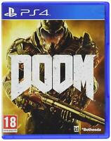 Doom (Sony PlayStation 4, PS4)