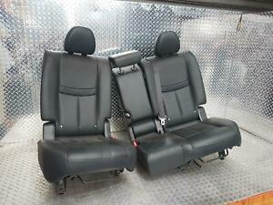 NISSAN XTRAIL COMPLETE LEATHER INTERIOR, T32, GREY, 5 SEATER, 02/14-