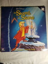 The Sword in the Stone (Laserdisc, Walt Disney Home Video) Animated