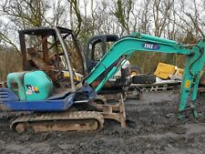 IHI 35n/2 Mini Digger Excavator dismantling for parts ! Hydraulic tank !!