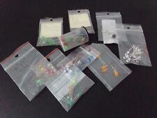 Lot composants électroniques, diode, led, Vintage, etc. Lot 3