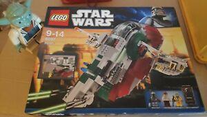 Lego Star Wars - 8097 - Slave I - Neuf et Scellé