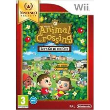 Animal Crossing Let's Go to the City Nintendo Wii PAL RU