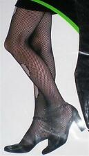 HALLOWEEN COSTUME ADULT TORN RIPPED HOLES FISHNET STOCKINGS PANTYHOSE NYLONS NEW
