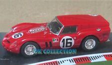 "1:43 FERRARI 250 GT ""Breadvan"" (24H Le Mans 1962 - Abate - Davis) - Fabbri (39)"
