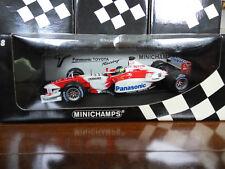 2003 1:18 Toyota Cristiano da Matta TF103 F1 Formula One