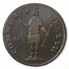 1788 10-L LDS Massachusetts Cent Colonial Copper Coin