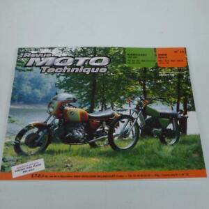 Revue technique d atelier E.T.A.I pour moto BMW 900 R90 S 1974 à 1976 N°18
