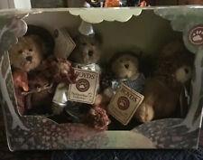 Nib Wizard of Oz Boyds Bears Special Collection Bears Plush Bears