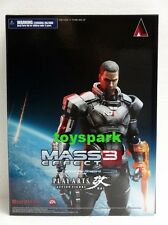 SQUARE ENIX Play Arts Kai MASS EFFECT 3 COMMANDER SHEPARD action figure