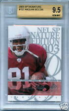 03 SP SIGNATURE EDITION ANQUAN BOLDIN RC 86/750 BGS 9.5