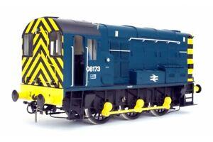 Dapol 7D-008-011, Gauge O, Class 08 0-6-0DS Diesel Shunter 08173 BR Blue