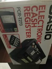 Casio PCR-T273 Entry Level Electronic Cash Register