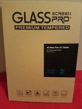 """Amazon Fire Tablet 10"""" 2017 Glass Screen Pro Premium Tempered Screen Protector"""
