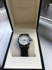 Christopher Ward Trident C60 300 - white dial, 43mm new stunning