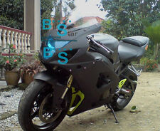 Matt Black GSXR600 Fairing With Tank SUZUKI GSX-R600 GSX-R750 04-05 88 A1