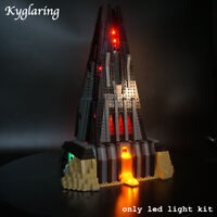 Kyglaring LED Light for LEGO 75251 Darth Vader`s Castle Beleuchtungs Sets