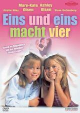 Eins und eins macht vier, Mary Kate und Ashley Olson, DVD Neuauflage 2006, NEU
