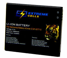 Extremecells Batterie pour le Samsung Galaxy xCover 2 GT-S7710 Reverb