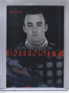 2014 Press Pass Redline Intensity #I2 Austin Dillon