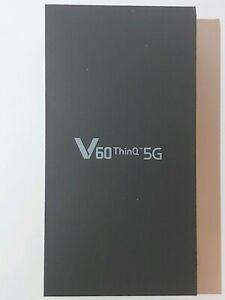 LG V60 ThinQ 5G LMV600AM - 128GB - Classy Blue (AT&T) (Single SIM)