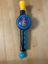 Vintage 1996 Original Bopit Blue Handheld Talking Party Game Tested works