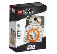 Lego Brick Sketches - Star Wars - BB-8 - 40431 - New - BNISB - AU Seller