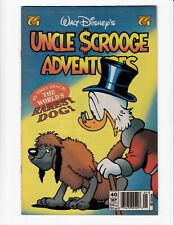 Uncle Scrooge Adventures #40 Gladstone 1996 VF/NM  Very rare newsstand variant