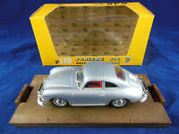 Brumm R119 Porsche 356 Coupe in Silver 1952 Scale 1:43