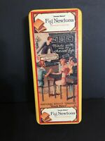 FIG NEWTONS COLLECTIBLE TIN NATIONAL BISCUIT COMPANY UNEEDA BAKERS