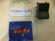 NEW FIAT X1/9 X19 128 131 2 POSITION HEATED REAR SCREEN DEMISTER SWITCH 4359420