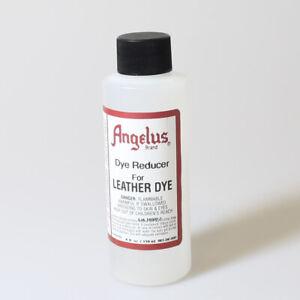 Angelus Dye Reducer for Leather Dye 118ml (105,93 €/ 1L)