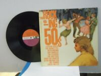 """The Rocking 50s"",Atlantic 8037,US,LP,mono,Bobbettes,Clovers,Drifters,Turner+,M-"
