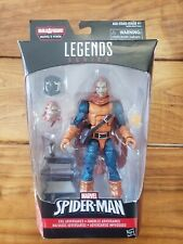 Marvel Spiderman 6inch Legends Series Evil Adversaries Hobgoblindiscontinued