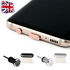 USB C Type-C Plug 3.5mm Earphone Anti-Dust Port Plug For Phone PC Universal Hot