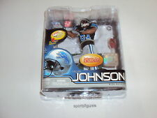 MCFARLANE sportspicks 2012 NFL 30 Calvin Johnson SPD cc Exclusivo DETROIT LIONS