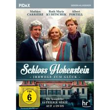 Schloss Hohenstein - Irrwege zum Glück / Die komplette 13-teilige Kult TV Serie