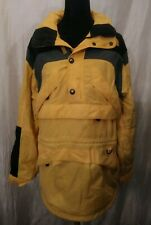Men's Vintage 90's The North Face TNF Extreme Gear Yellow Parka Jacket Sz M