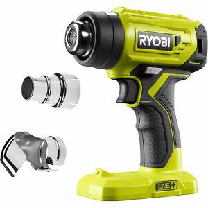 Ryobi R18HG ONE+ 18v Cordless Hot Air Heat Gun No Batteries