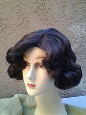 WW2 Pin up wig style rockabilly,tiki, 1940's , swing dance,movie star
